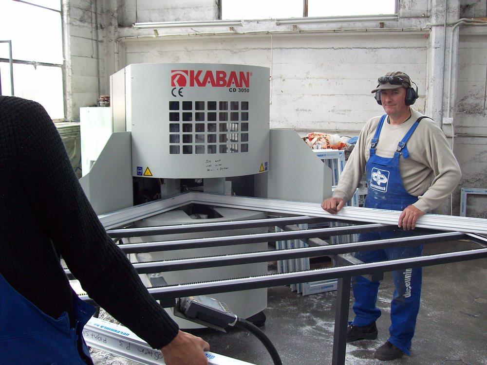 Production Facility Upvc Windows Amp Doors Weathertight