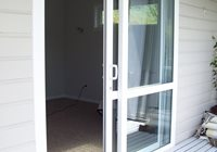 Sliding door White Purakanui